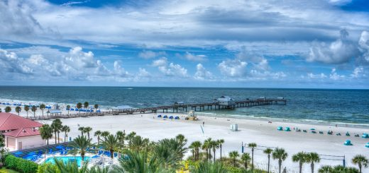 Badeferie Florida Clearwater Beach