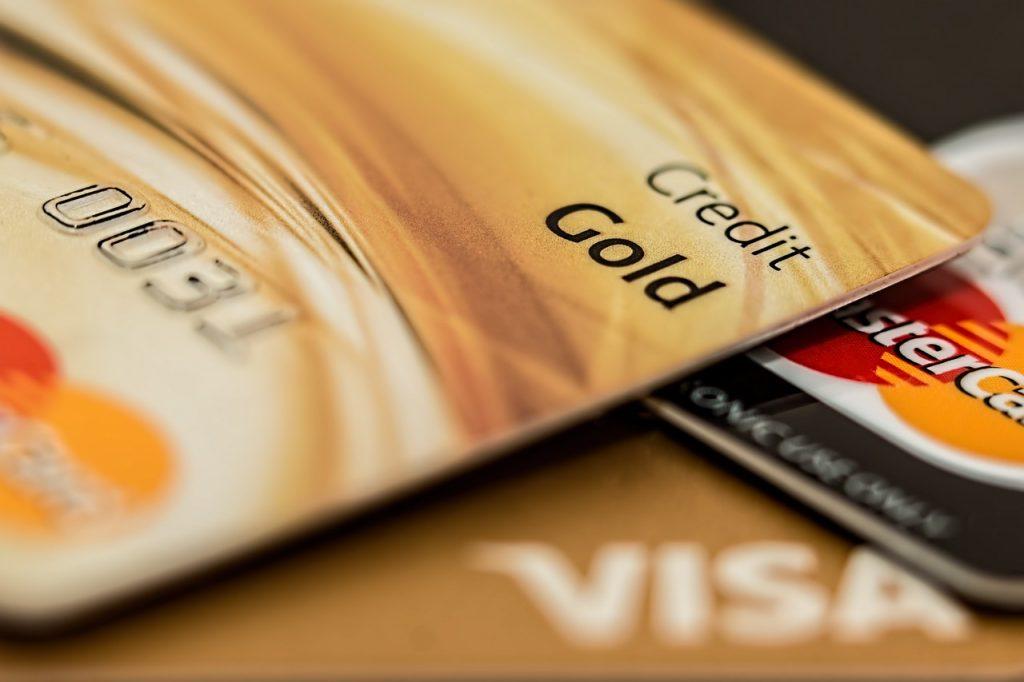 Kredittkort og Minibanker i USA