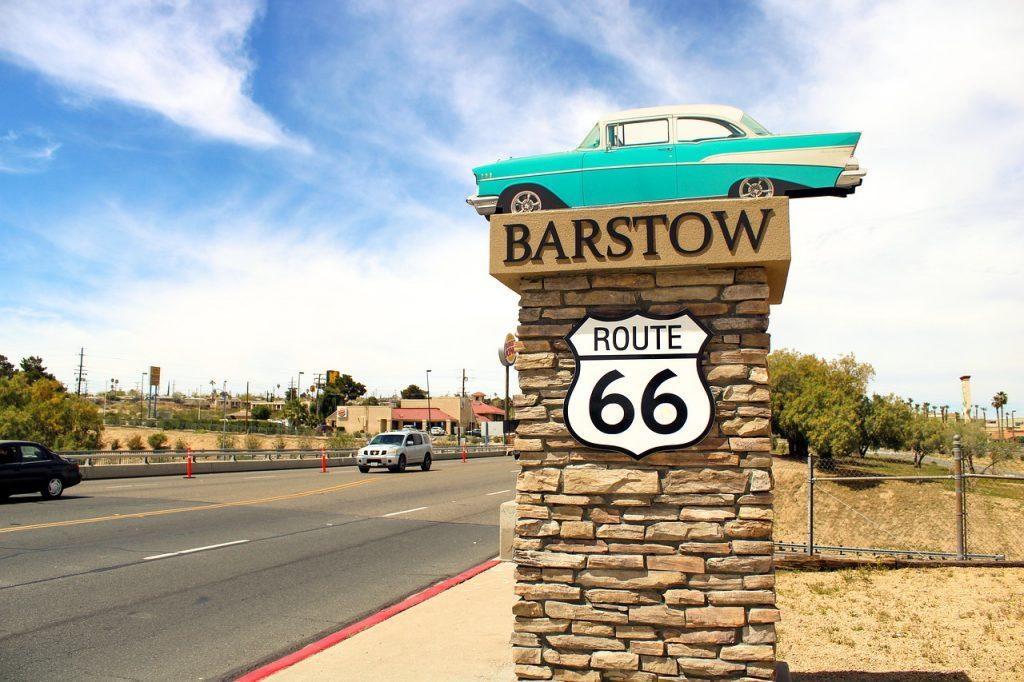 Planlegge roadtrip i USA - Route 66