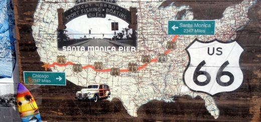 Roadtrip Route 66