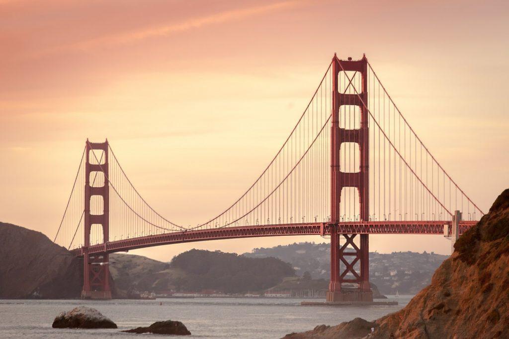 Prisnivå USA - Hotell i San Francisco