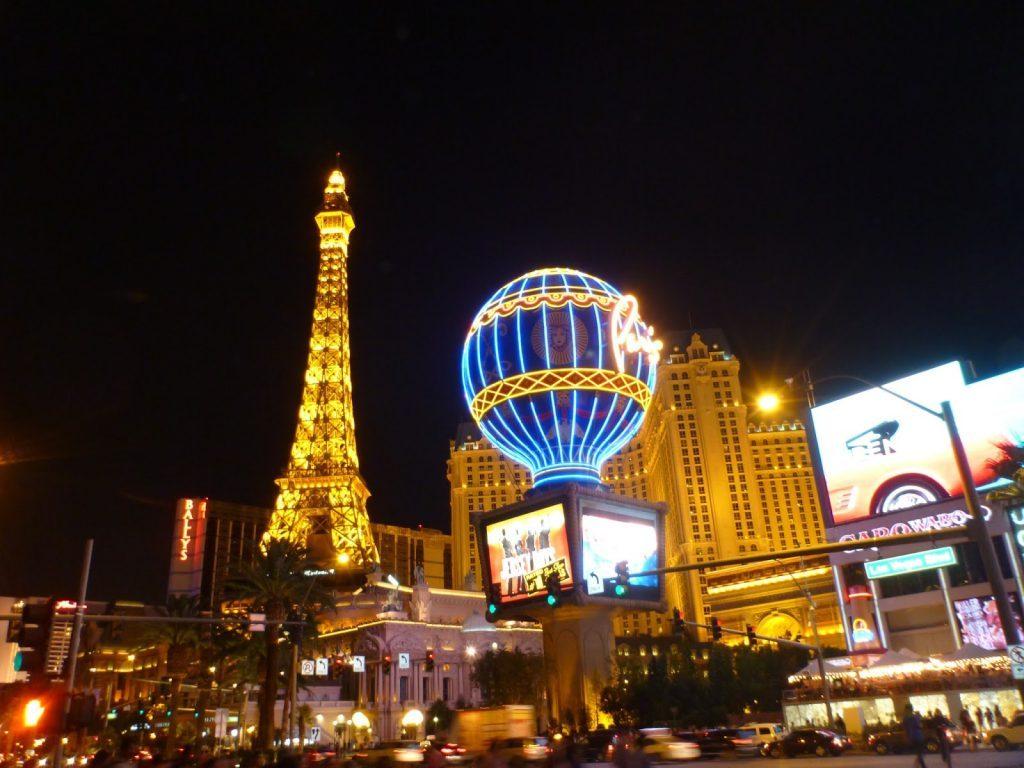 Prisnivå USA - Hotell i Las Vegas