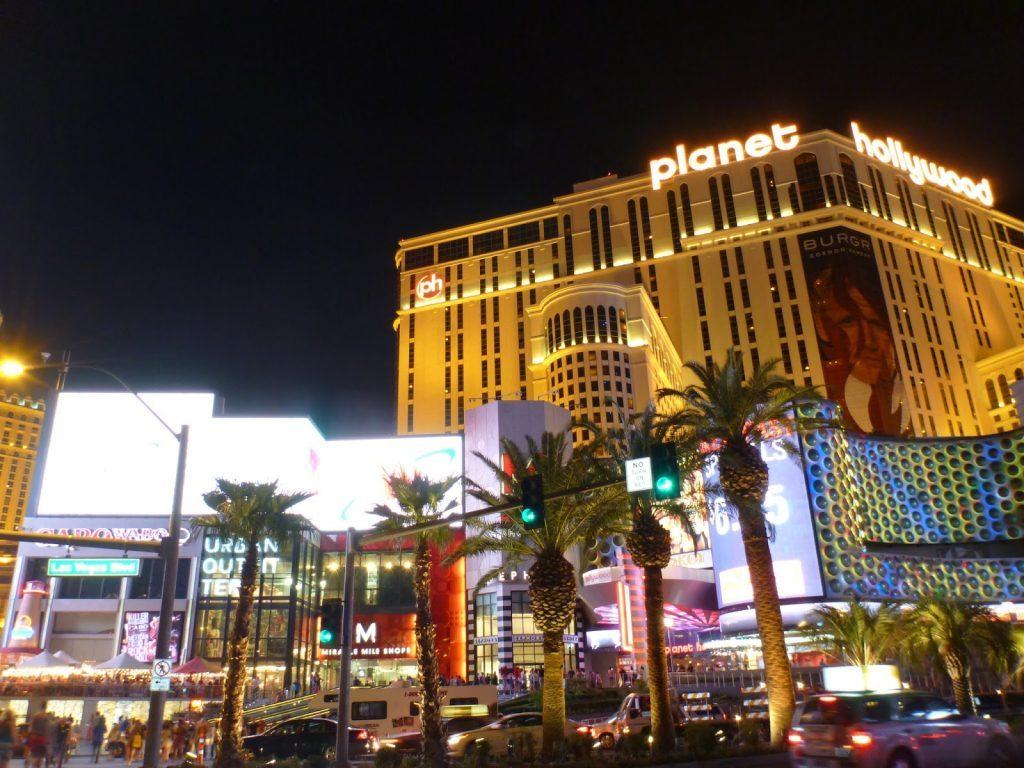 Roadtrip kyst til kyst - Las Vegas
