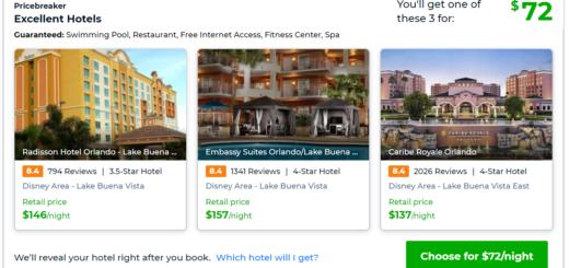 Priceline hotel orlando